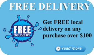 AccuPool Free Local Delivery